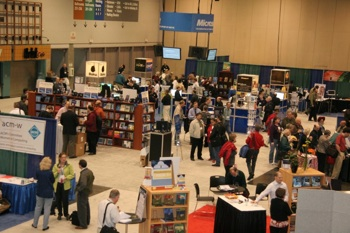 2008 Exhibit Hall